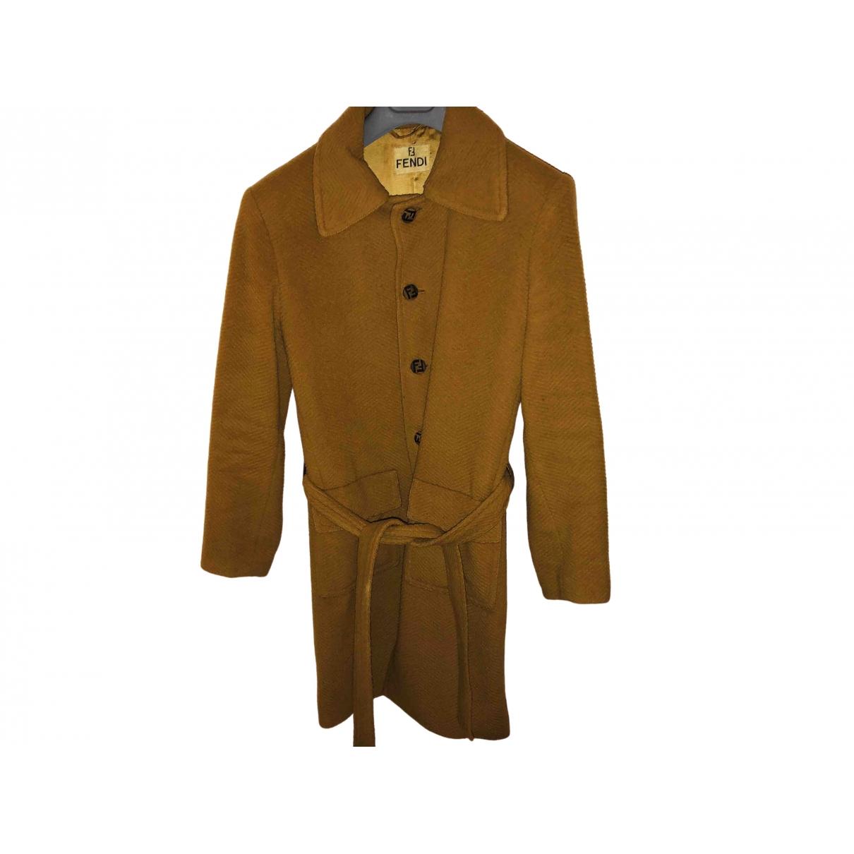 Fendi \N Wool coat for Women M International