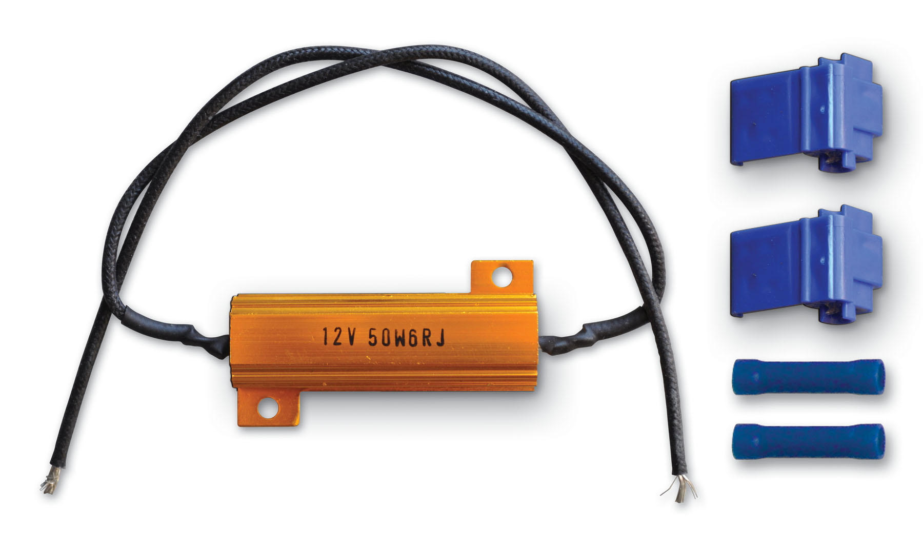 Poison Spyder 41-04-650 JK LED Resistor Kit 41-04-650