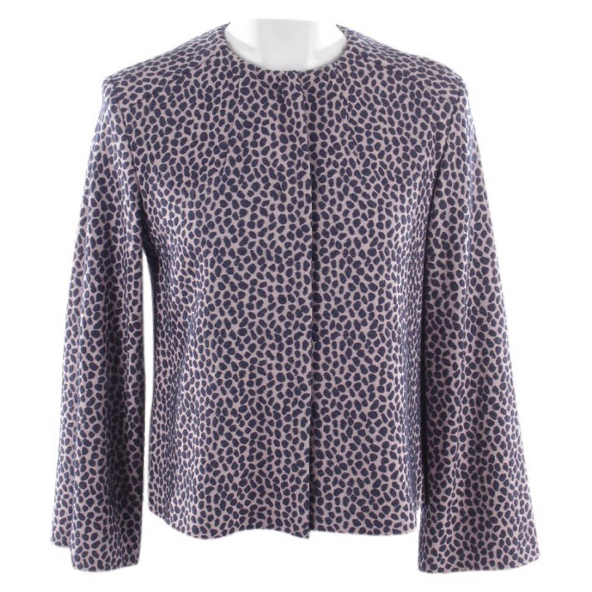 Odeeh \N Blue jacket for Women 36 FR