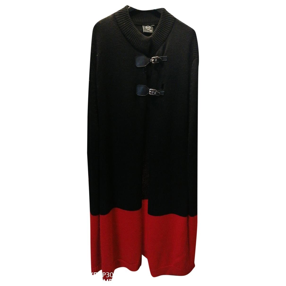Mcq - Manteau   pour femme en laine - multicolore