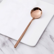 1pc Stainless Steel Spoon