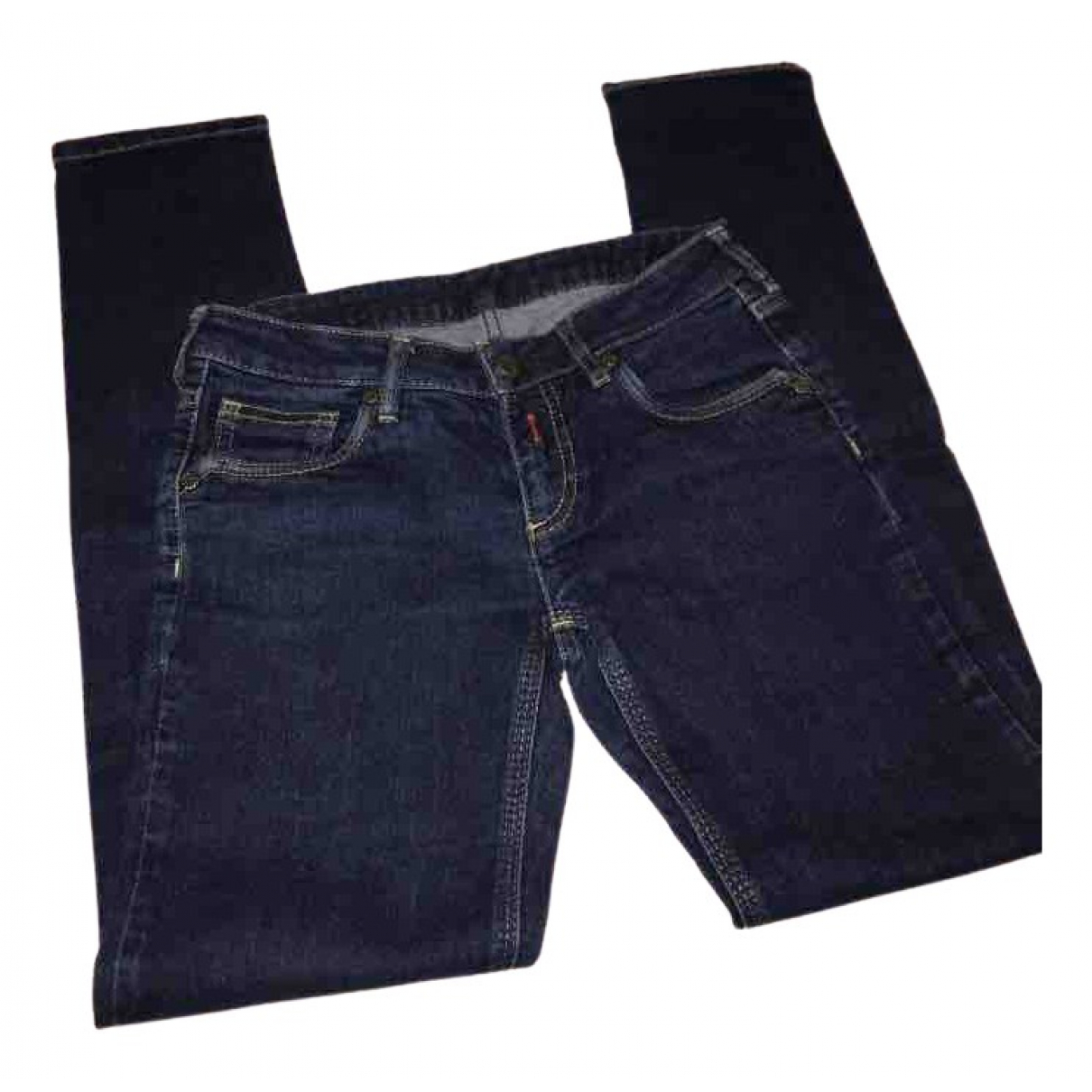 Replay - Pantalon   pour enfant en denim - bleu