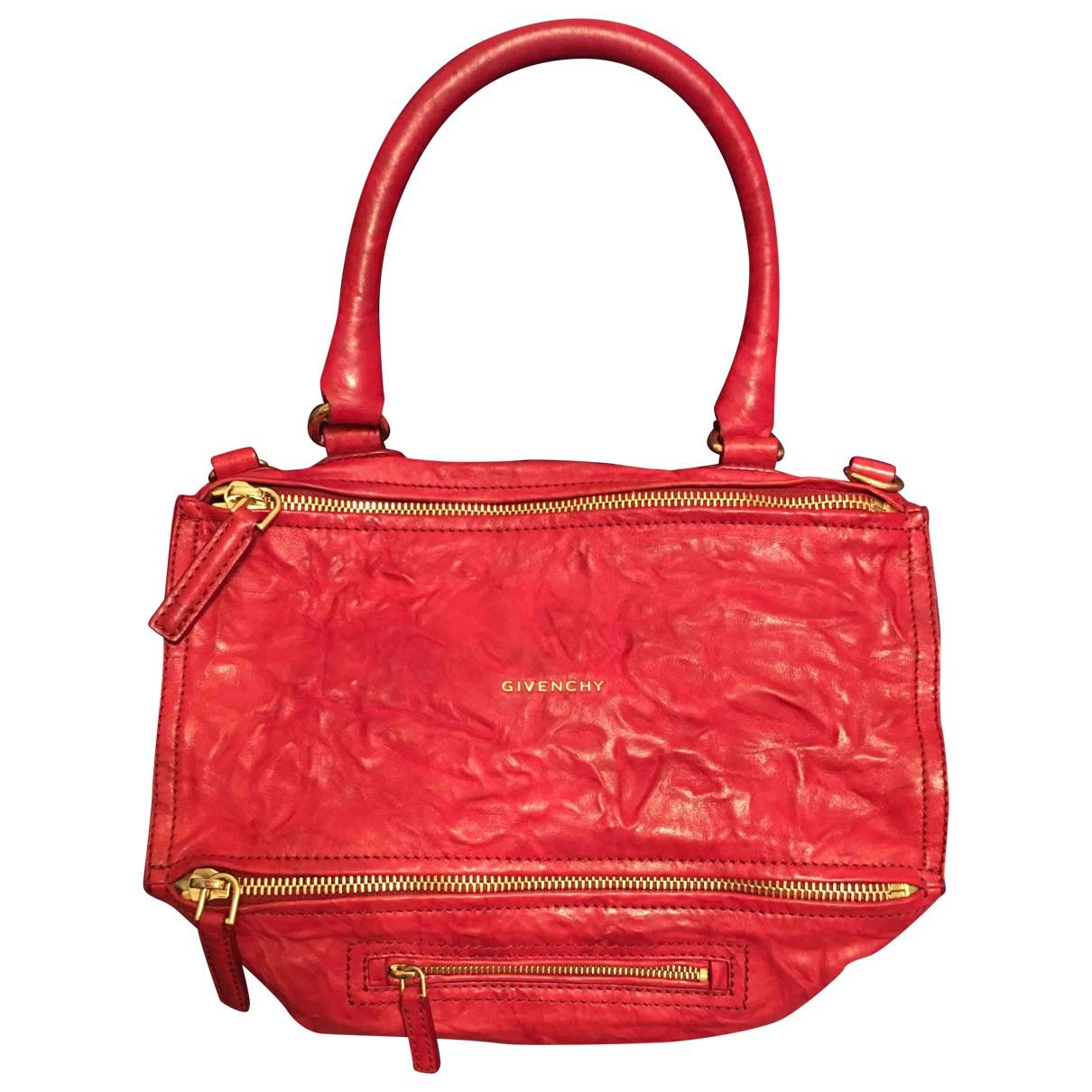 Bolso  Pandora de Cuero Givenchy