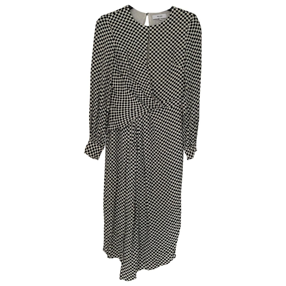 Reiss \N White dress for Women 8 UK