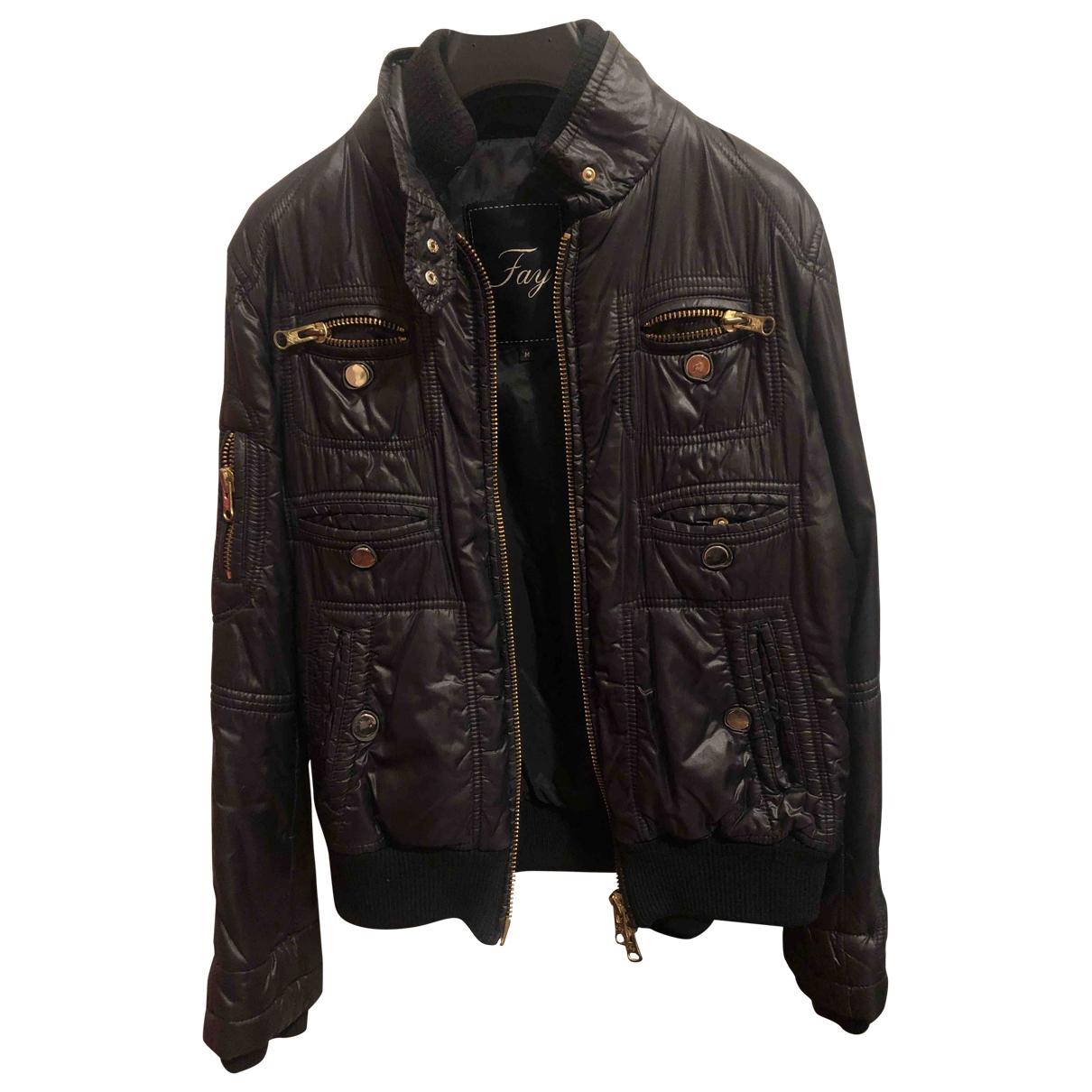 Fay \N Black jacket for Women M International