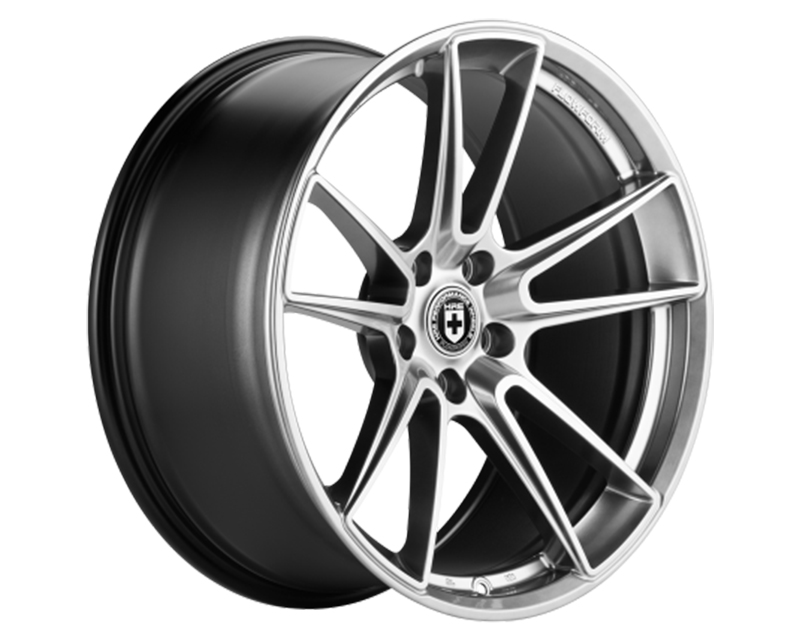 HRE FF04 Liquid Metal FlowForm Wheel 19x9 5x112 35mm
