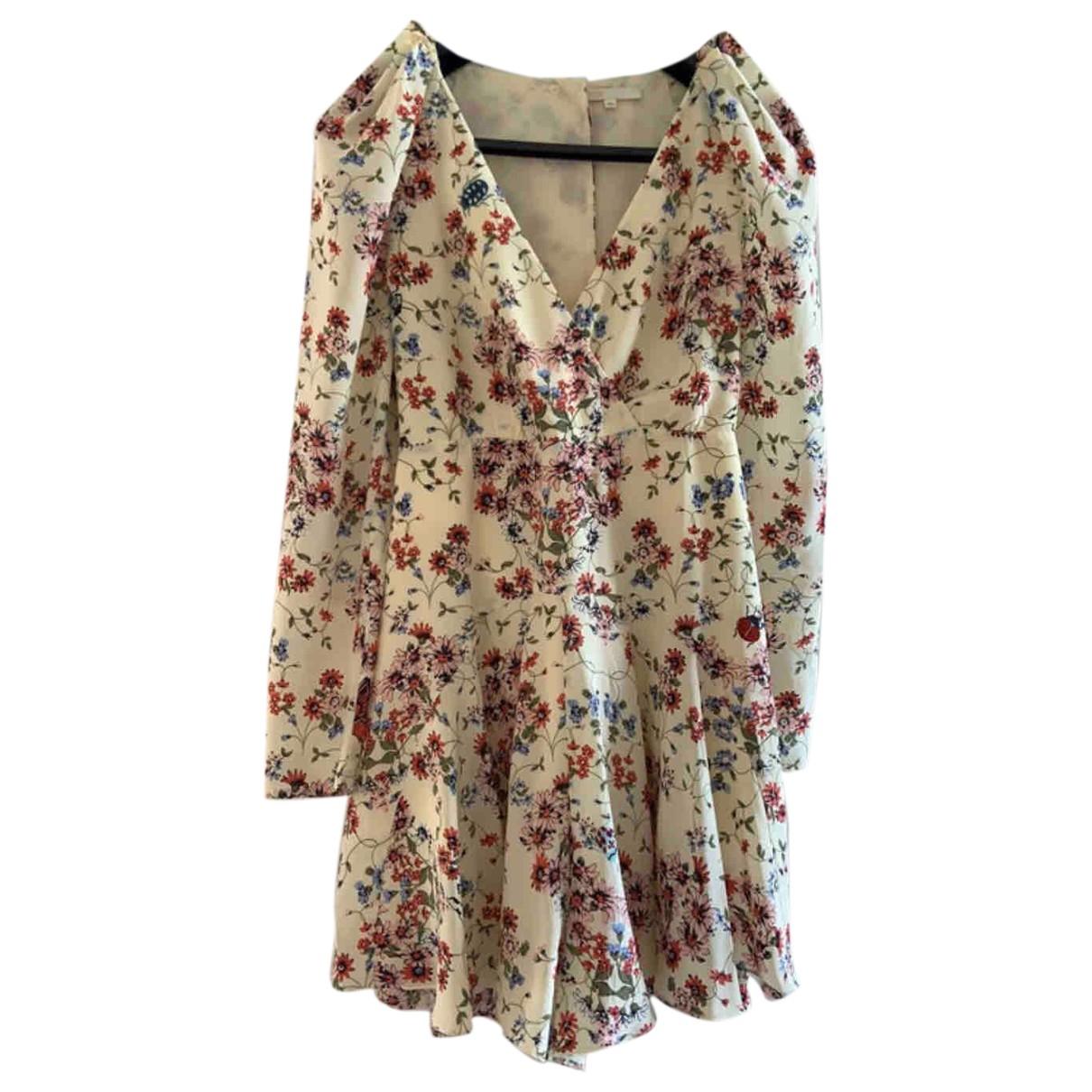 Maje - Combinaison   pour femme en soie - multicolore