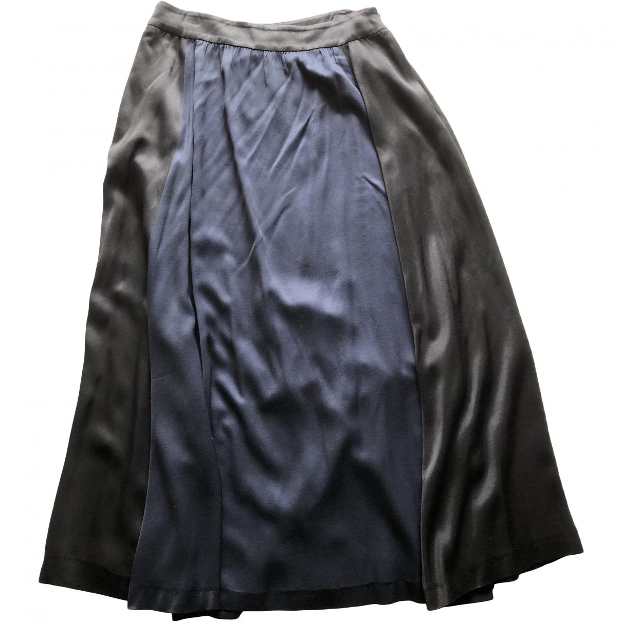Dries Van Noten \N Rocke in  Schwarz Polyester