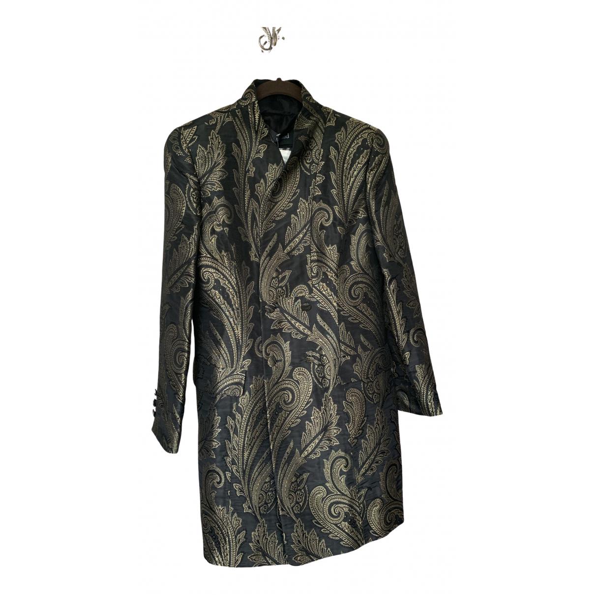 Louis Feraud - Manteau   pour femme en soie - multicolore