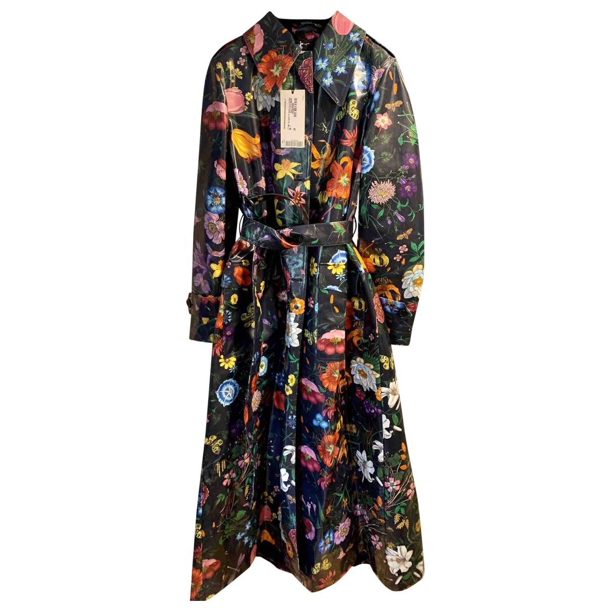 Gucci - Manteau   pour femme - multicolore
