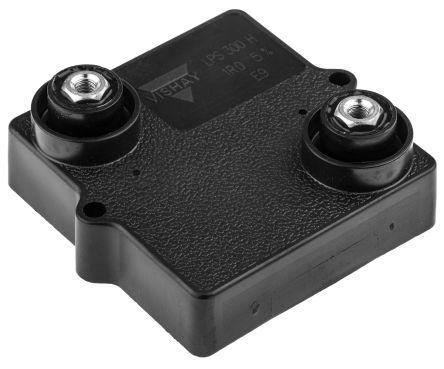 Vishay LPS300 Series Screw Termination Thick Film Panel Mount Resistor, 1Ω ±5% 300W