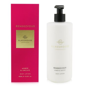 Body Lotion - Rendezvous (amber & Orchid)