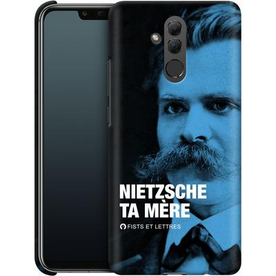 Huawei Mate 20 Lite Smartphone Huelle - Nietzsche Ta Mere von Fists Et Lettres