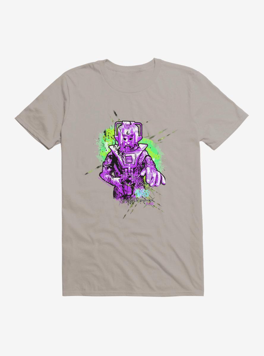 Doctor Who Earthshock T-Shirt