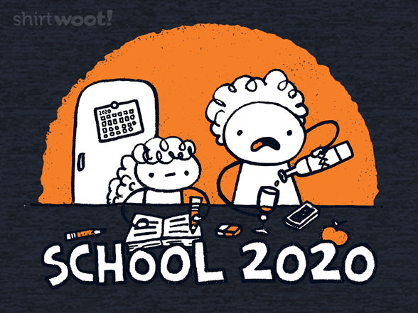 School 2020 T Shirt