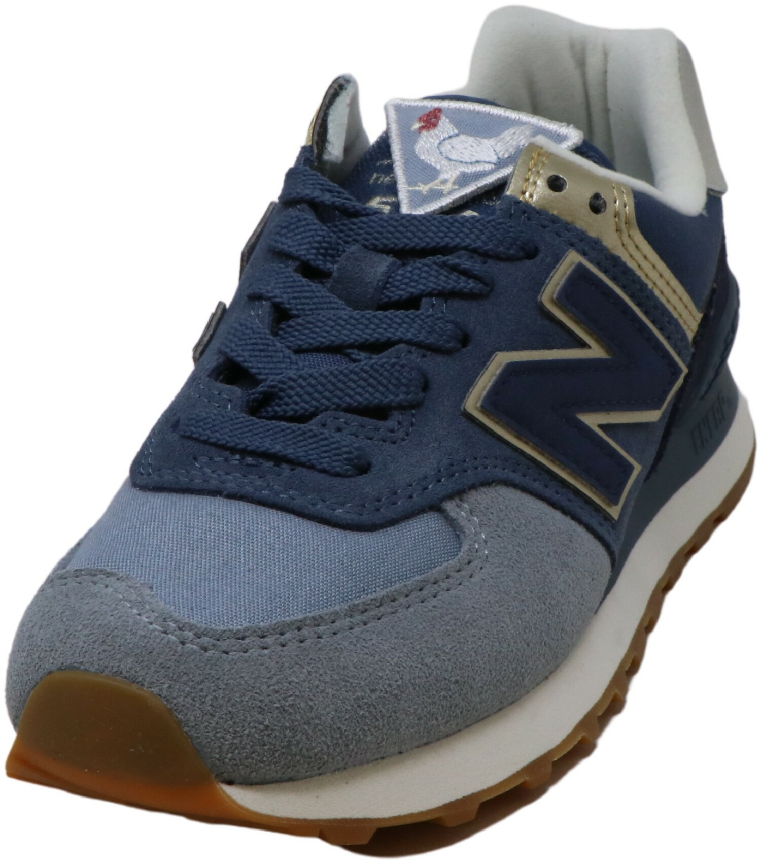 New Balance Women's Wl574 Mld Ankle-High Suede Running - 5M