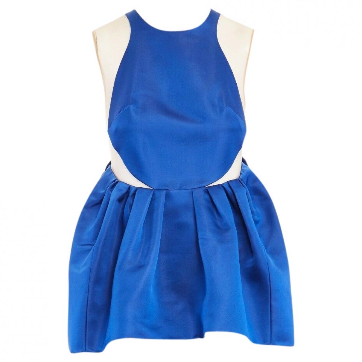 Stella Mccartney \N Blue Silk  top for Women 32 FR