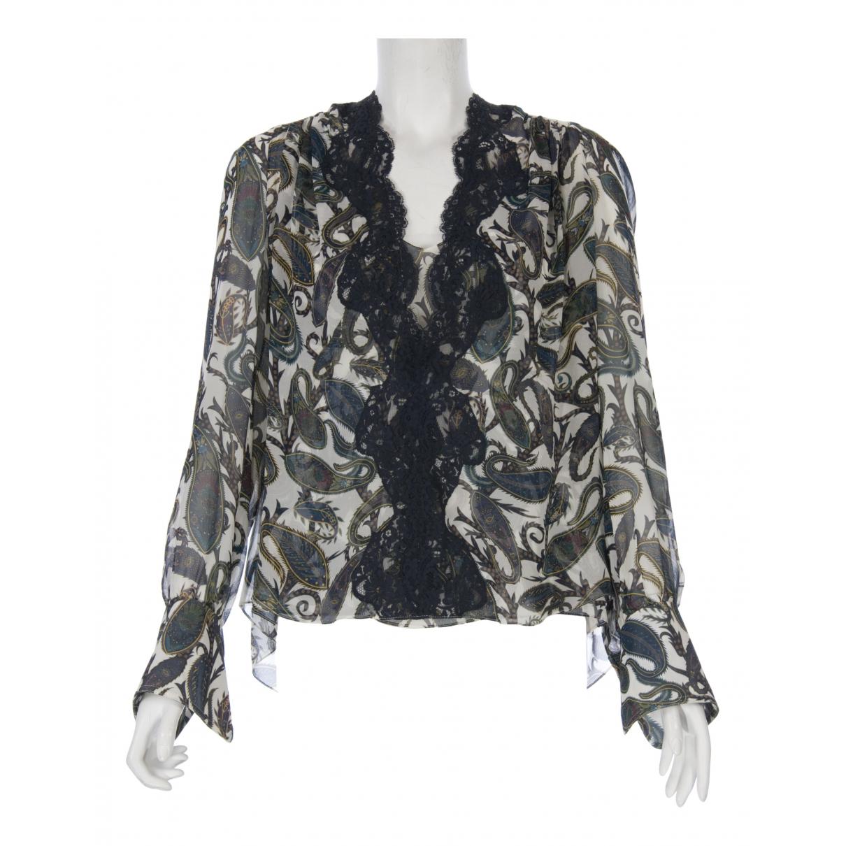 Chloé \N Multicolour Silk  top for Women 10 UK