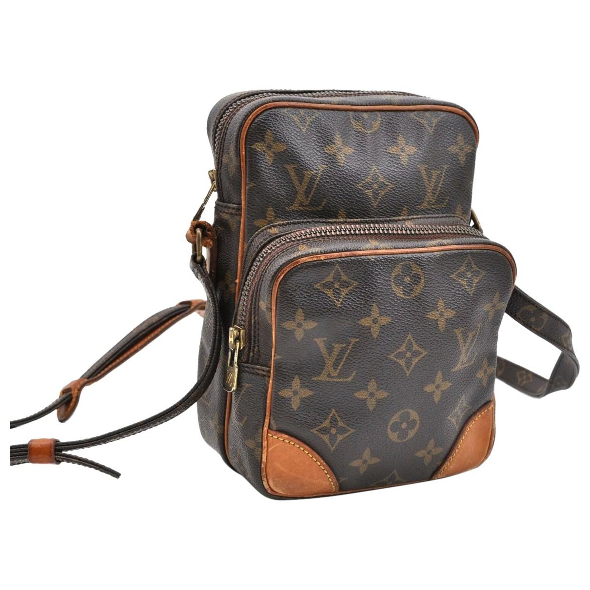 Bolso Amazon de Lona Louis Vuitton