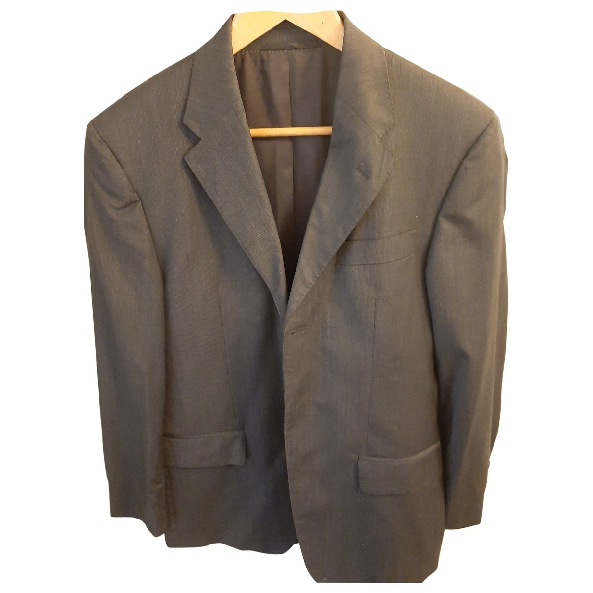 Boss \N Wool Suits for Men 44 FR