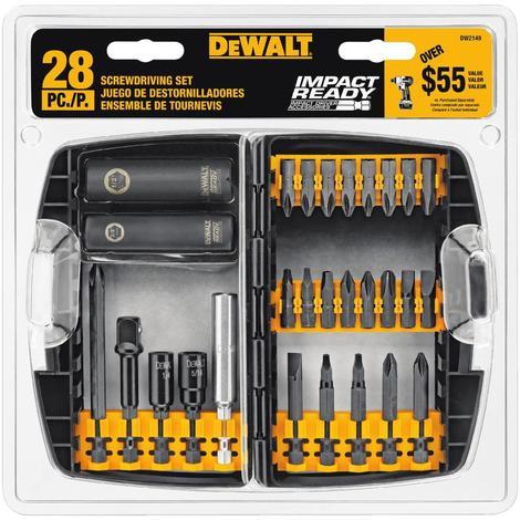 DeWalt Dewalt 28 Pc Impact Driver Accessory Set (Dw2149)