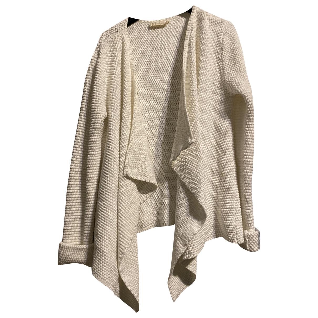 Ba&sh N White Cotton Knitwear for Women 1 0-5