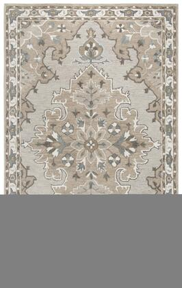 RESRS931A88D60810 Resonant Medallion Area Rug Size 8' X 10'  in