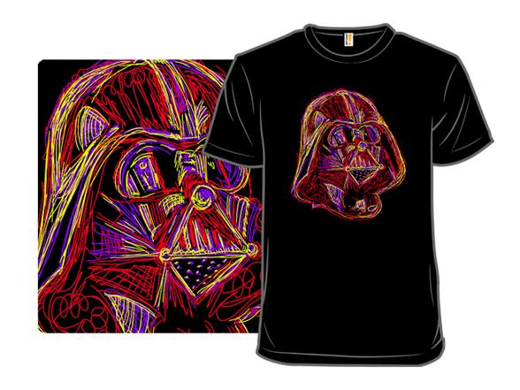 Vader Lines T Shirt