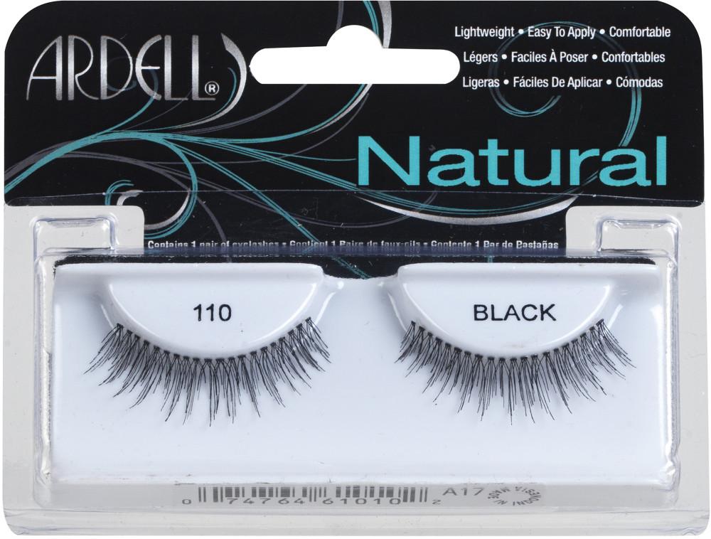 Natural Lash - Black 110