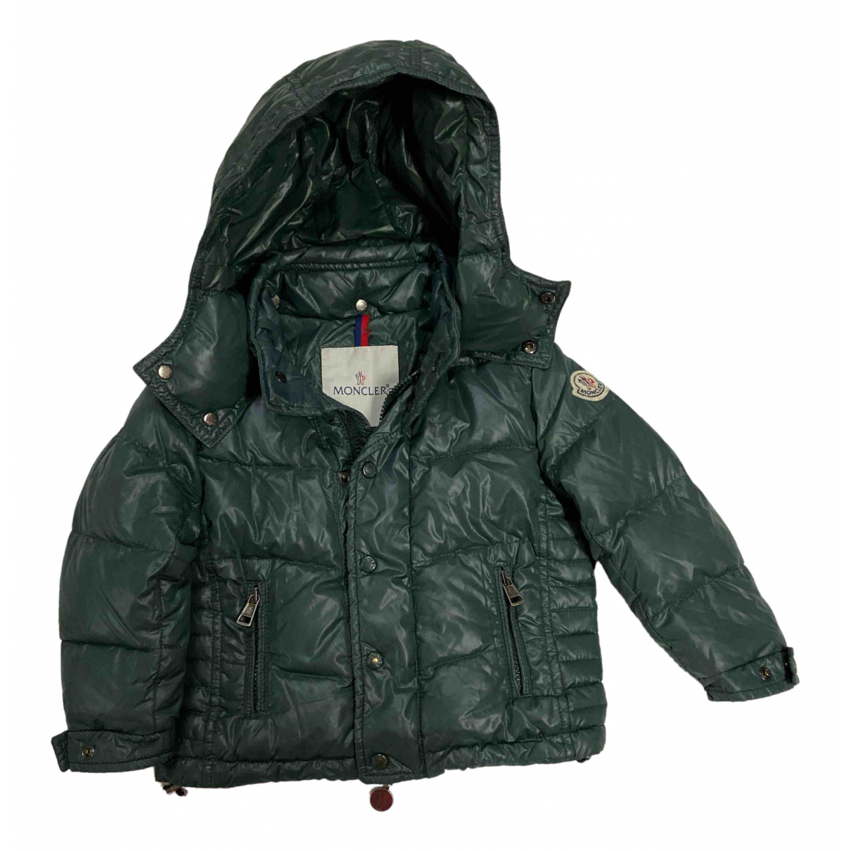 Moncler N Green jacket & coat for Kids 2 years - up to 86cm FR