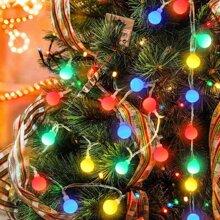 1 Stueck Lichtkette mit 40 Stuecke Birne