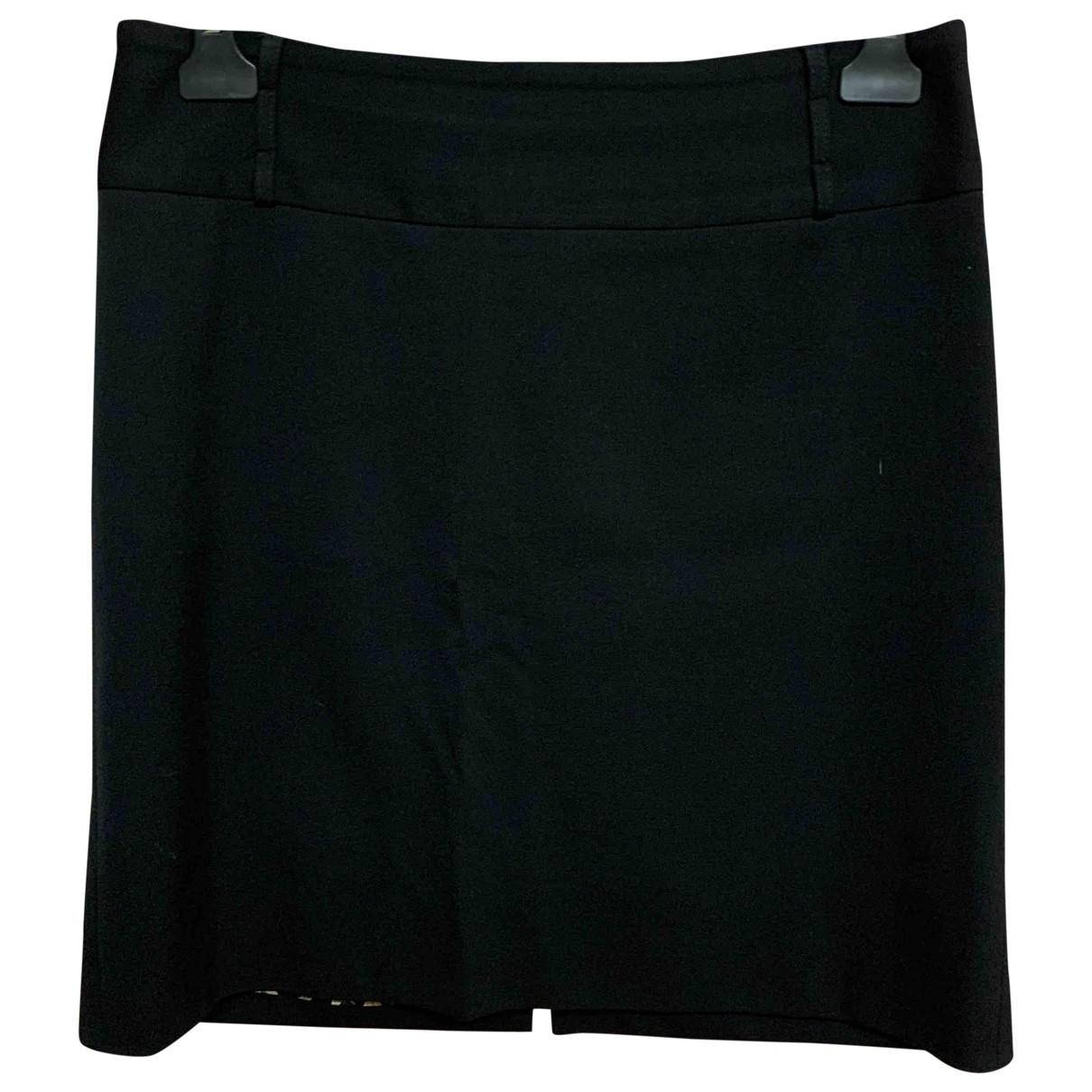 Dolce & Gabbana \N Black Wool skirt for Women 44 IT