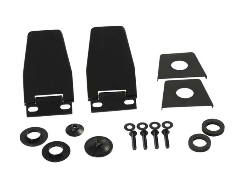 Steinjager J0053032 Tailgate (Liftgate) Repl Parts Tailgate Hinges Jeep Wrangler TJ 1997-2006