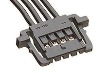 Molex 15131 Series Number Wire to Board Cable Assembly 1 Row, 2 Way 1 Row 2 Way, 50mm (500)