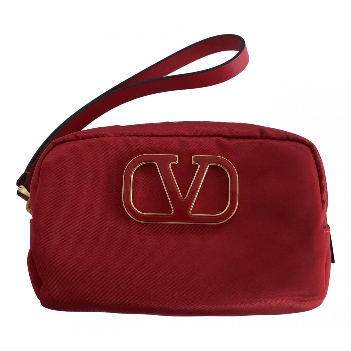 Valentino Garavani - Sac de voyage   pour femme - rouge