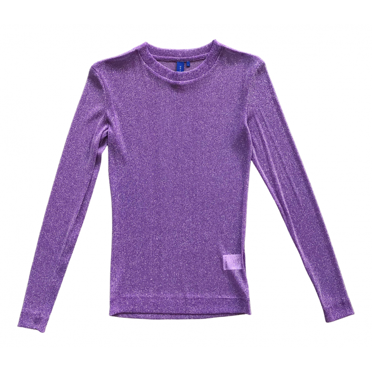 Resume \N Top in  Lila Polyester