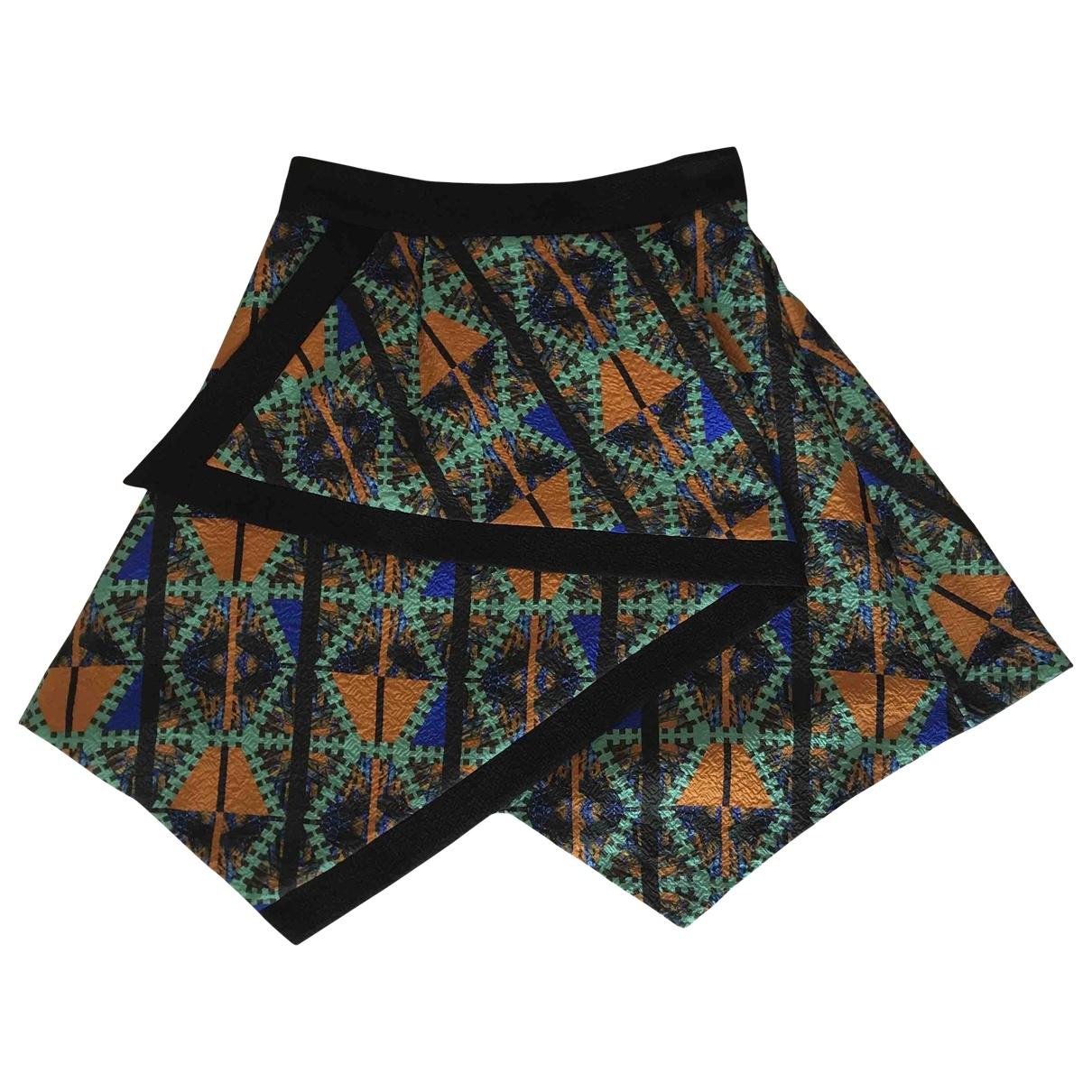 Mini falda de Seda Lublu Kira Plastinina