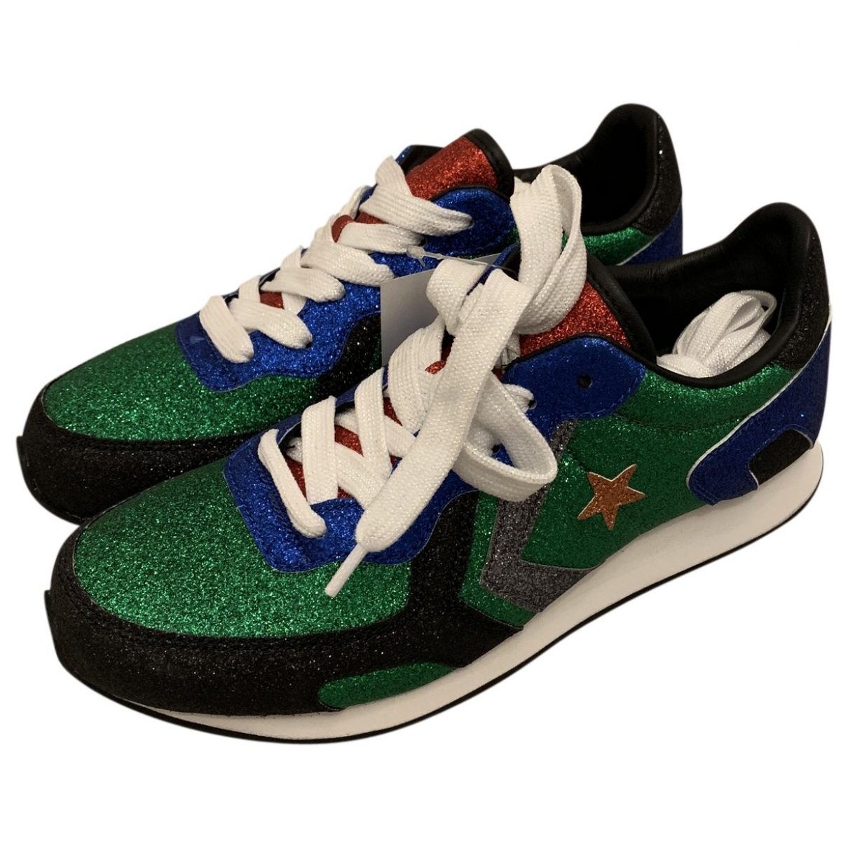 Converse X J.w Anderson \N Sneakers in  Metallic Kunststoff