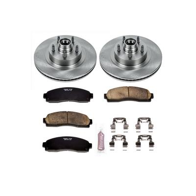 Power Stop 1-Click OE Replacement Front Brake Kits - KOE1920