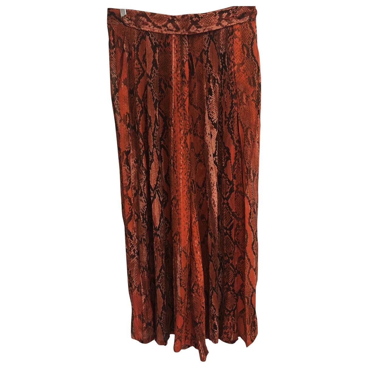 Pantalon de traje Just Cavalli