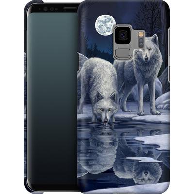 Samsung Galaxy S9 Smartphone Huelle - Warriors of Winter von Lisa Parker