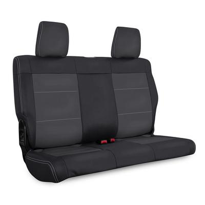 PRP Vinyl Rear Bench Seat Cover (Black and Gray) - B018-03