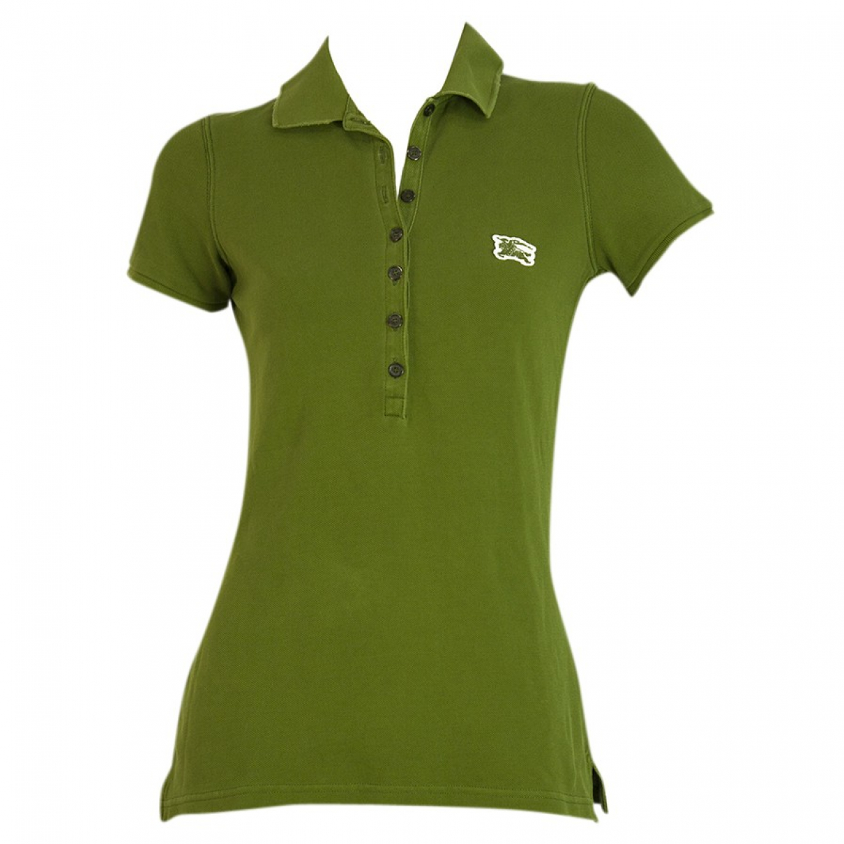 Burberry \N Green Cotton  top for Women XS International