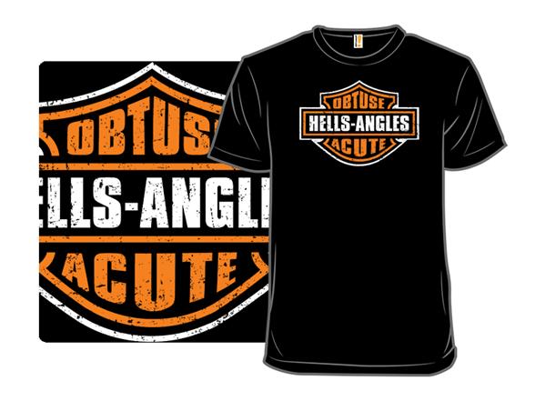 Hells Angles T Shirt
