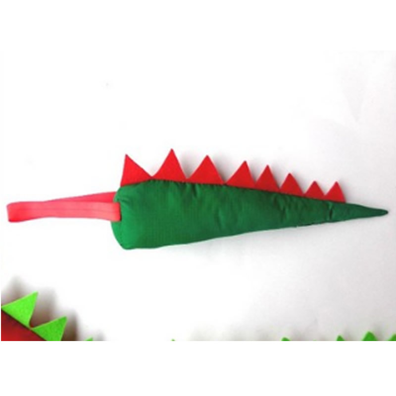 Dinosaur Lover Choice 33cm/45cm Tail for Child Toy Decor