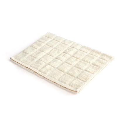 Ultra Soft 100% Premium Cotton Hand Towel, 370gsm, Beige - LIVINGbasics™ - 75 x 35cm