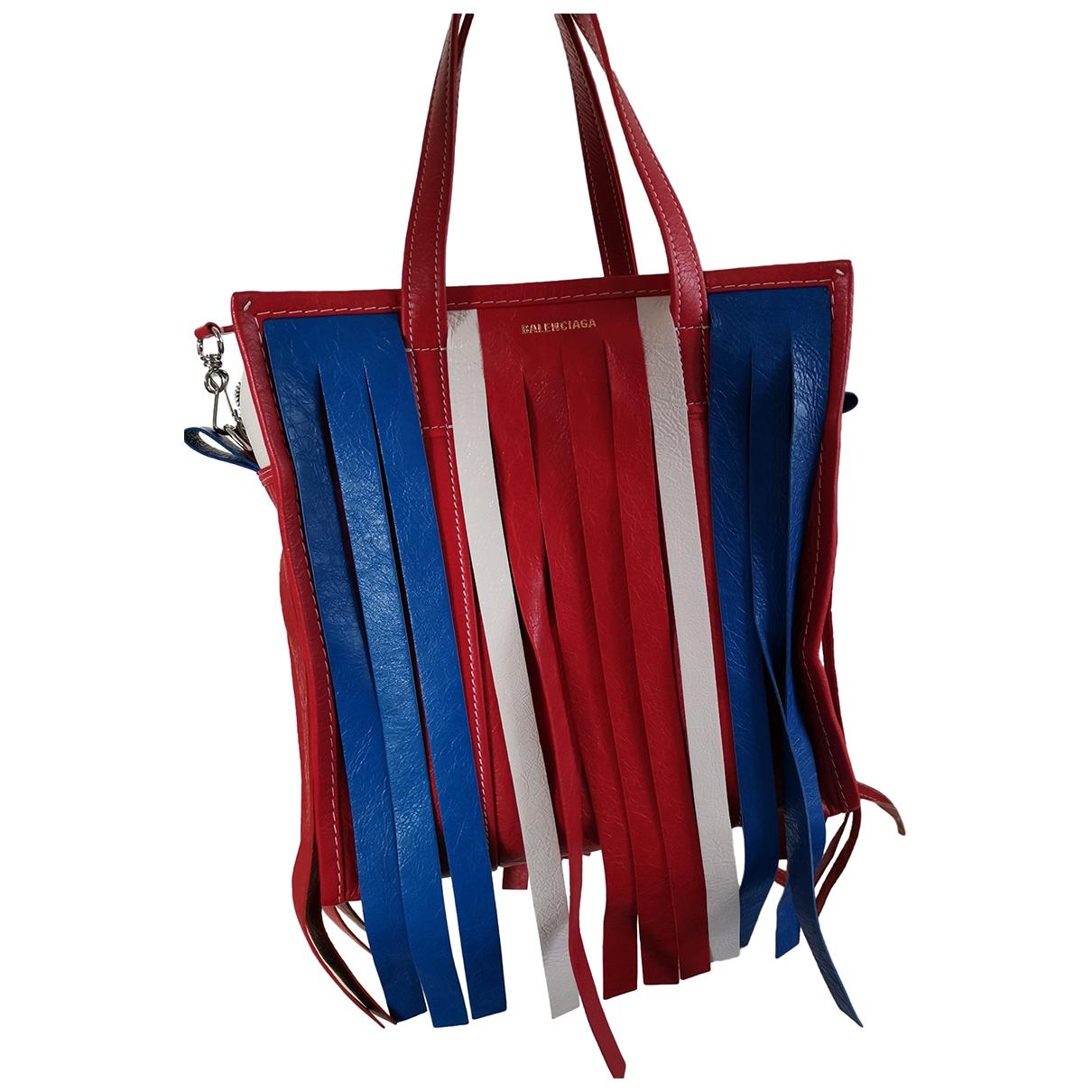 Balenciaga Bazar Bag Multicolour Leather handbag for Women \N