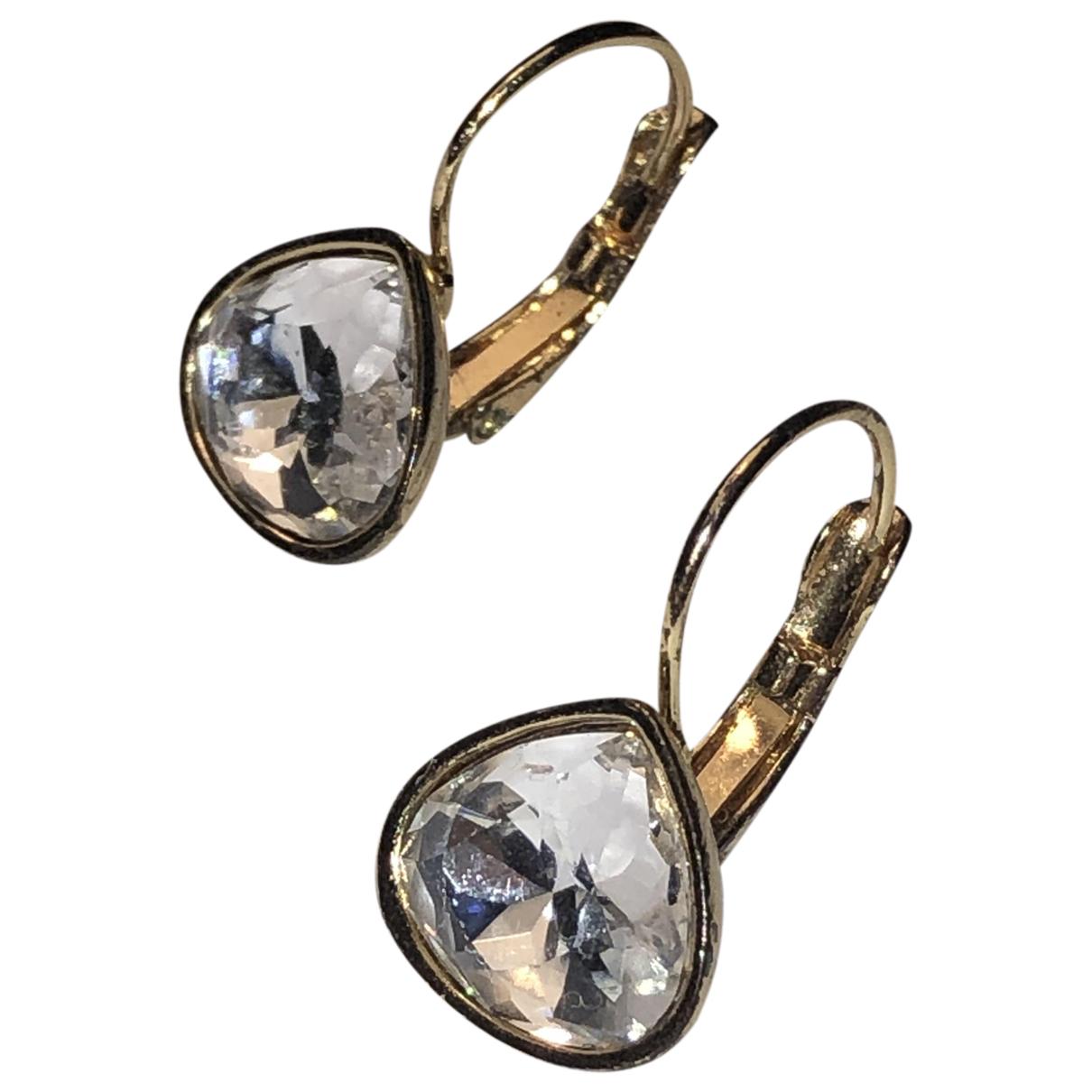 Dyrberg/kern N Gold Silver Earrings for Women N