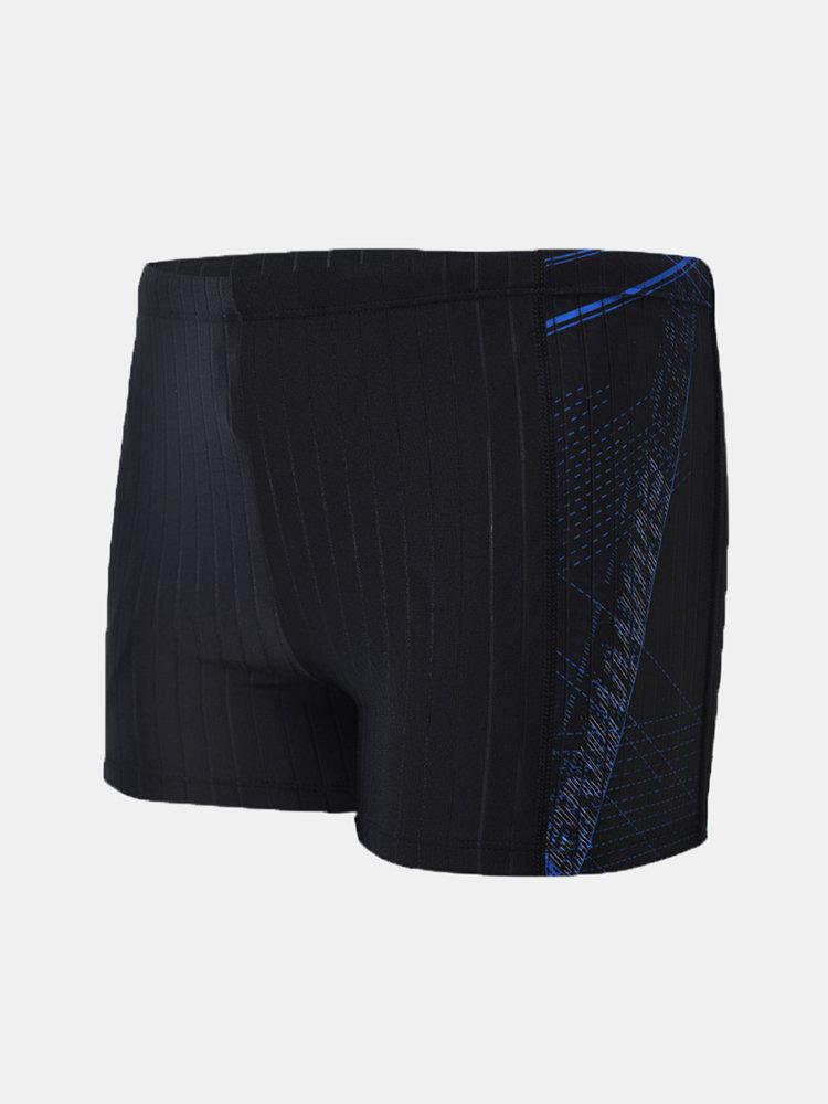Printing Quick Dry Water Repellent Summer Swimwear Boxer for Men