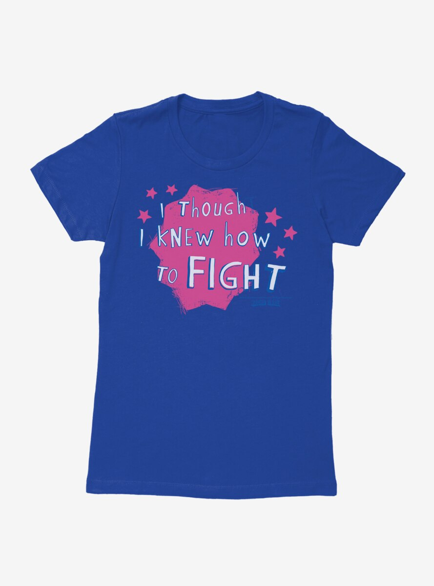 Nacho Libre How To Fight Womens T-Shirt